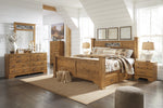 Bittersweet Signature Design 5-Piece Bedroom Set