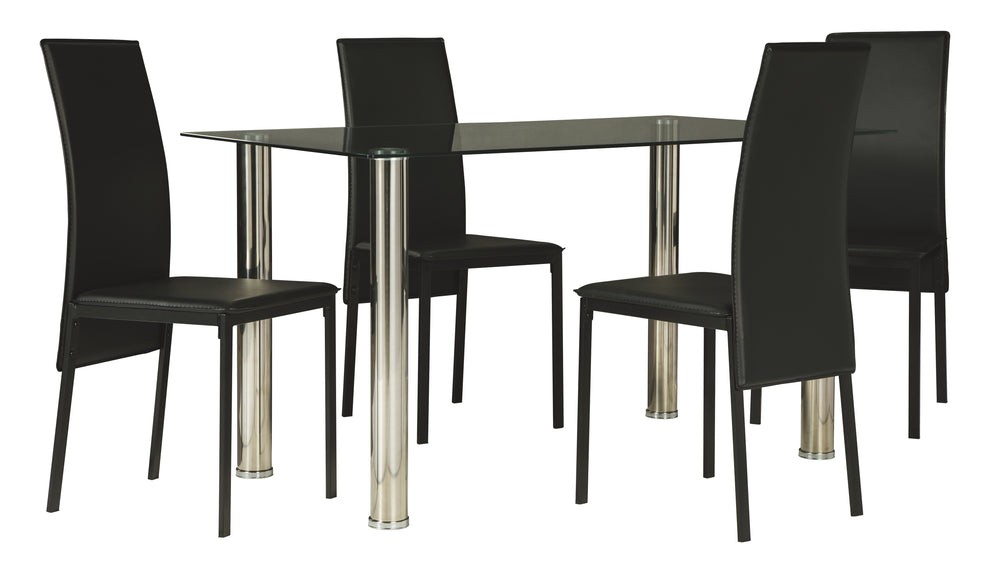 Sariden Signature Design 5-Piece Dining Room Package