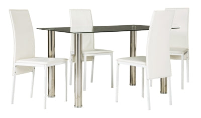 Sariden Signature Design 5-Piece Dining Room Set