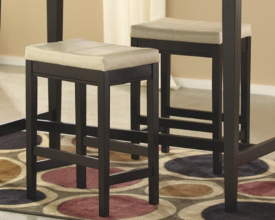 Kimonte Signature Design by Ashley Barstool Set of 2