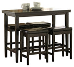 Kimonte 5-Piece Dining Room Set