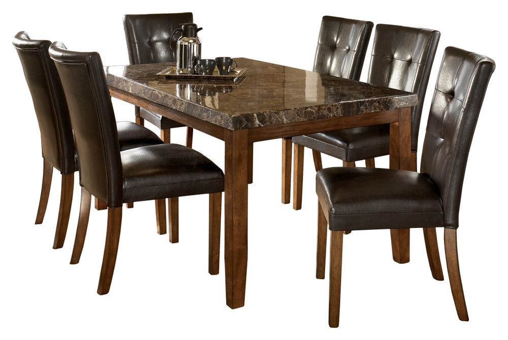 Lacey Signature Design 7-Piece Dining Room Package