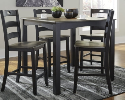 Froshburg Signature Design by Ashley Counter Height Table