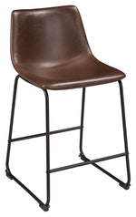 Centiar Signature Design 2-Piece Bar Stool Package