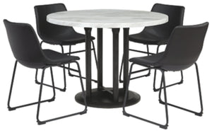Centiar Signature Design 5-Piece Dining Room Set