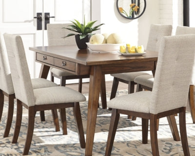 Centiar Signature Design by Ashley Dining Table