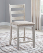 Skempton Signature Design by Ashley Barstool