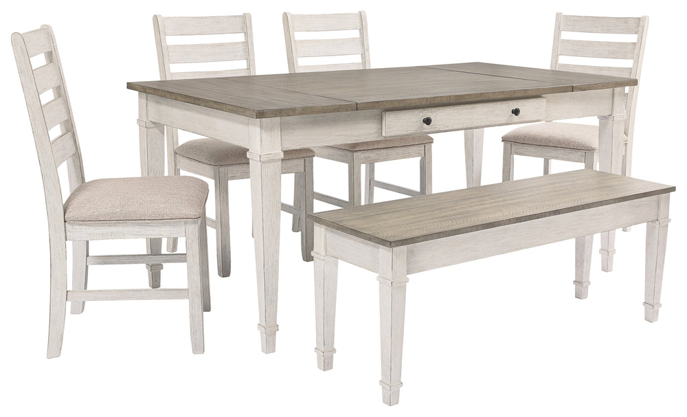 Skempton Signature Design 6-Piece Dining Room Package