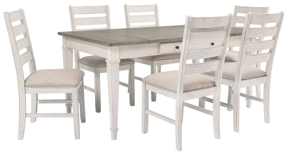 Skempton Signature Design 7-Piece Dining Room Package