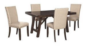 Rokane Signature Design 5-Piece Dining Room Set