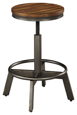 Torjin Signature Design 2-Piece Bar Stool Package