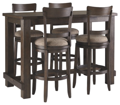 Drewing Signature Design 5-Piece Dining Room Set
