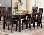Haddigan Signature Design by Ashley Dining Table