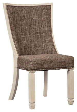 Bolanburg Signature Design 2-Piece Dining Chair Package
