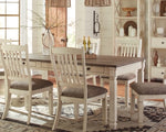 Bolanburg Signature Design by Ashley Dining Table