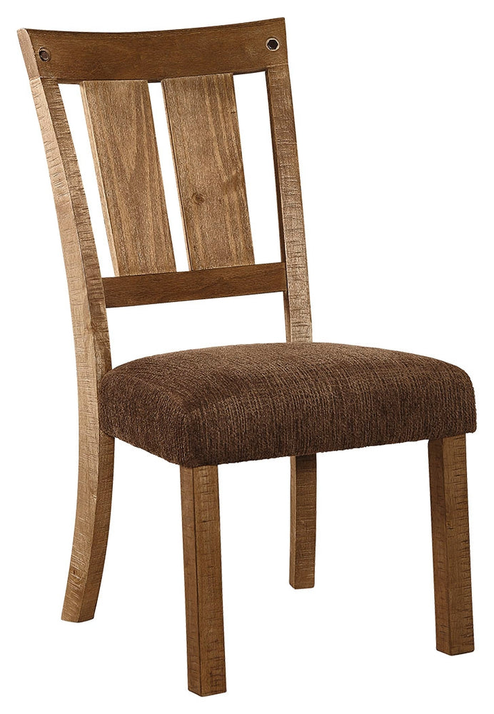 Tamilo Signature Design 2-Piece Dining Chair Package