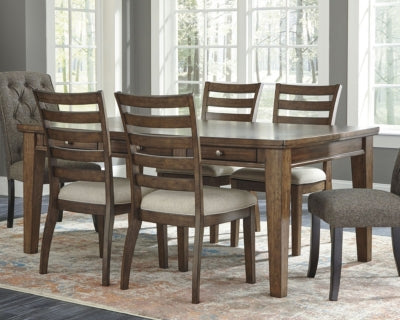 Flynnter Signature Design by Ashley Dining Table