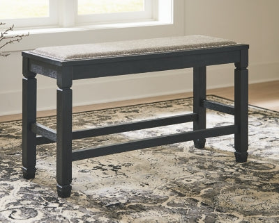 Tyler Creek Signature Design by Ashley DBL Counter UPH Bench 1CN