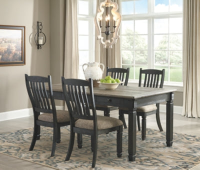 Tyler Creek Signature Design 5-Piece Dining Room Set