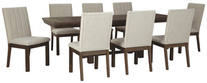 Dellbeck Millennium 9-Piece Dining Room Package