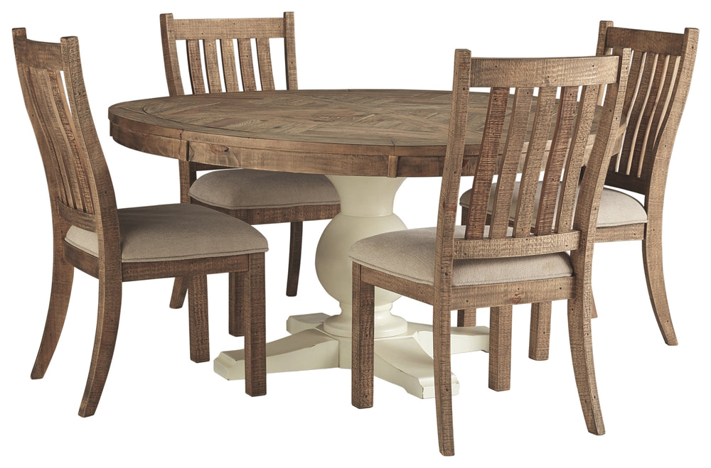 Grindleburg Signature Design 5-Piece Dining Room Package
