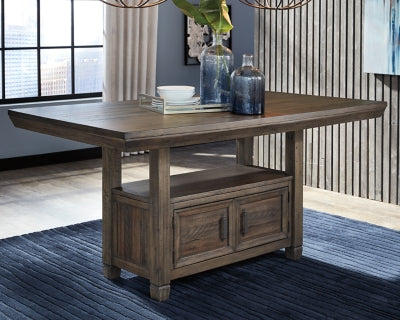 Johurst Benchcraft Counter Height Table