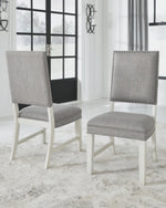 Nashbryn Benchcraft Dining UPH Side Chair 2CN