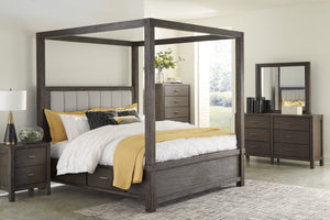 Dellbeck Millennium 5-Piece Bedroom Set