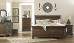 Flynnter Signature Design 5-Piece Bedroom Set