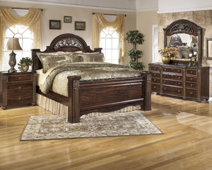Gabriela Signature Design 5-Piece Bedroom Set