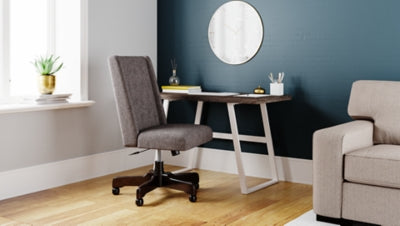 Dorrinson Signature Design by Ashley Home Office Desk
