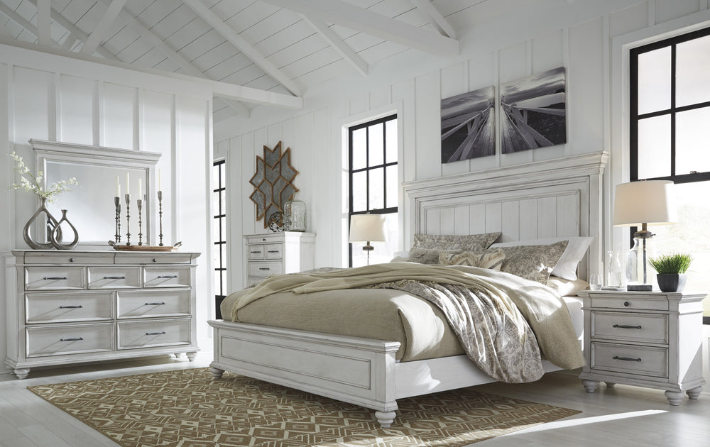 Load image into Gallery viewer, Kanwyn Benchcraft 5-Piece Bedroom Set