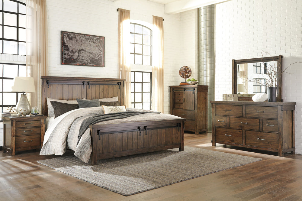 Lakeleigh Signature Design 5-Piece Bedroom Set