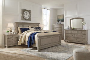 Lettner Signature Design 5-Piece Bedroom Set