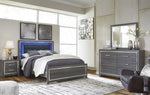 Lodanna Signature Design 5-Piece Bedroom Set