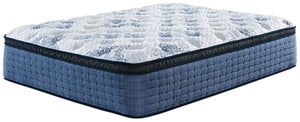 Mt Dana Euro Top Sierra Sleep by Ashley Innerspring Mattress