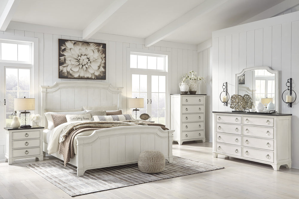 Nashbryn Benchcraft 5-Piece Bedroom Set