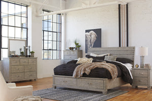 Naydell Benchcraft 5-Piece Bedroom Set