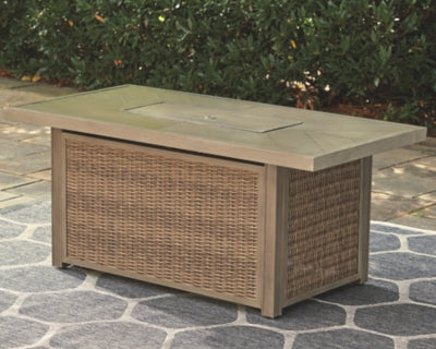 Beachcroft Signature Design by Ashley Outdoor Multi-use Table