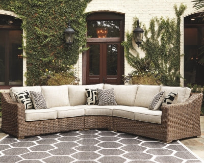 Beachcroft Signature Design by Ashley 3-Piece Sectional