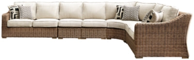 Beachcroft Signature Design by Ashley 5-Piece Sectional