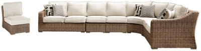 Beachcroft Signature Design by Ashley 6-Piece Sectional