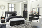 Starberry Signature Design 5-Piece Bedroom Set with Storage Drawers