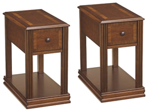 Load image into Gallery viewer, Breegin 2-Piece End Table Set