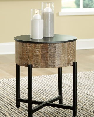 Nashbryn Signature Design by Ashley End Table