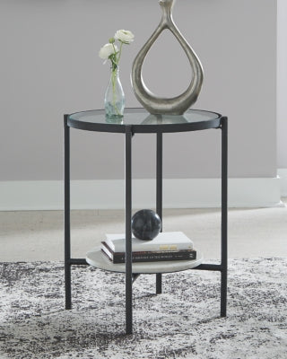 Zalany Signature Design by Ashley End Table