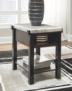 Janilly Signature Design by Ashley Chair Side End Table