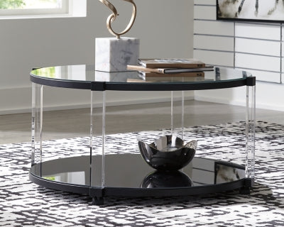Delsiny Signature Design by Ashley Cocktail Table