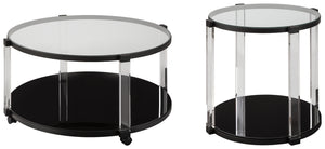 Load image into Gallery viewer, Delsiny Signature Design 2-Piece Table Set