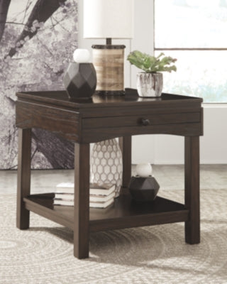 Haddigan Signature Design by Ashley End Table